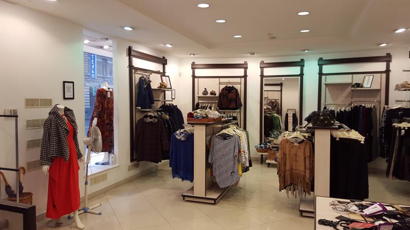 Сеть женской одежды с доставкой